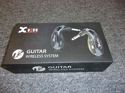 Xvive U2 Guitar Wireless System Brand New!