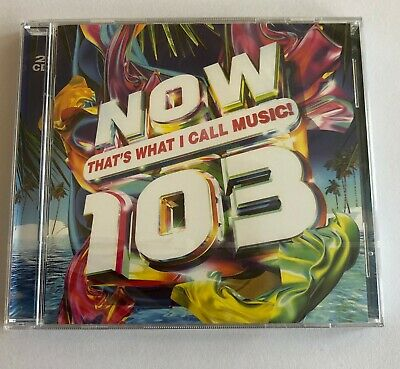 NOW Thats What I Call Music! 103 CD  - Various Artists * New & Sealed *