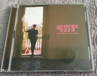 George Ezra - Staying At Tamara's CD