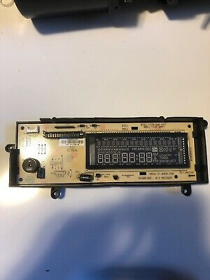 WHIRLPOOL Microwave Oven Electronic Control Board  P/N: WPW10508737