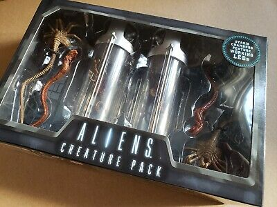 New Deluxe Creature Pack Aliens 30th Anniversary Collector's Set by Neca