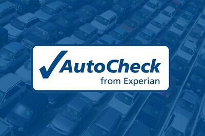 Auto Check Report by Experian