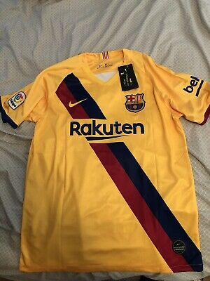 Lionel Messi FC Barcelona Away Jersey 2019/2020 #10