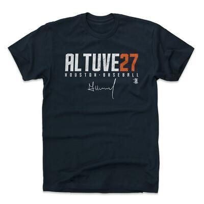 Jose Altuve Houston Astros 500 Level MLB Name T-Shirt - Navy