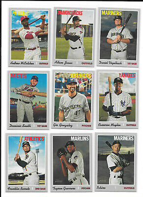 2019 Topps HERITAGE HIGH # SP CARD 701-725 - U PICK FROM LIST COMPLETE YOUR SET