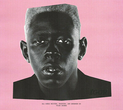 Igor - Tyler The Creator (2019, CD NEUF) Explicit Version
