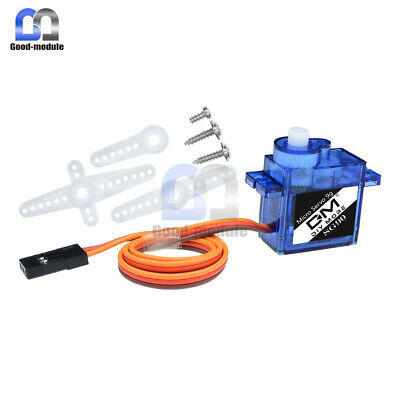 3.0~7.2V 9G SG90 Mini Micro Servo for RC Robot Helicopter Airplane Car Boat