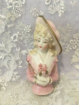 """Half doll """"Pip"""" - approximately 9 cms tall"""