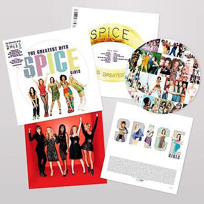 The Spice Girls Greatest Hits limited edition vinyl LP picture disc NEW/SEALED