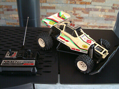 ancien NIKKO: buggy turbo JET / turbo panther RC ( fonctionne)
