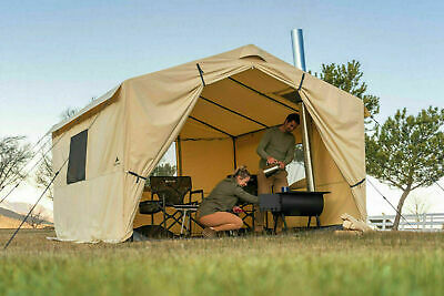 SAFE WOOD STOVE for Tent  Camping Outfitter Hunting