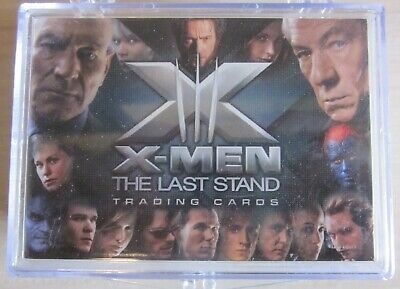 X-Men 3 The Last Stand - Trading Card Base Set - Rittenhouse