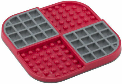 LickiMat SloMo Combination Slow Feeder & Treat Mat Available In Two Colours