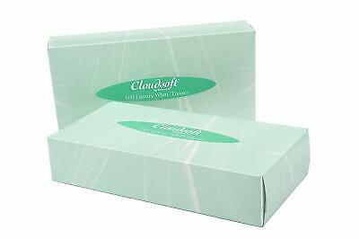 Facial Tissues Case of 36 Boxes x 100 Sheets