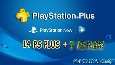 PS PLUS 14 DAY+PS NOW 7 DAY Trial For PS4 - PLAYSTATION (US ACCOUNT)