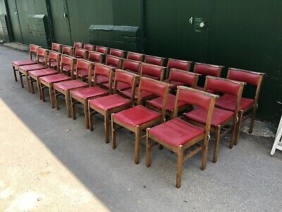 Set of 30 Church / Chapel Chairs (Restaurant / Pub / Bar / Cafe / Dining)