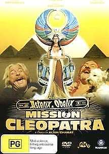 Asterix and Obelix: Mission Cleopatra ( DVD : 2 DISC ) INCLUDES FRENCH & ENGLISH