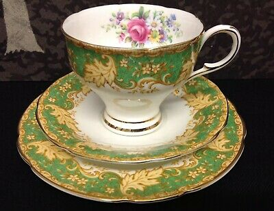 PARAGON HM The Queen & Queen MARY Cup And Saucer SET