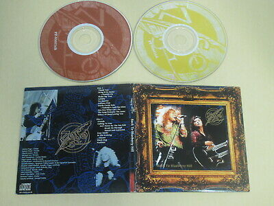 Led Zeppelin / Jimmy Page Robert Plant - Back To Blueberry Hill 2CD