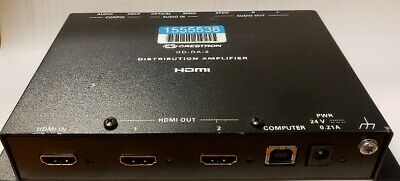 CRESTRON HD-DA-2 (1-TO-2 HDMI® Distribution Amplifier