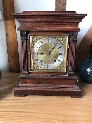 Antique Winterhalder Hofmeier W & H Mantle Clock