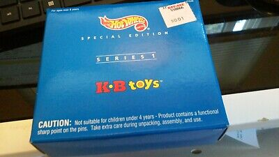 Hot Wheels 30th Anniversary KB Toys Special Edition Series 1 Sweet 16 REDLINE