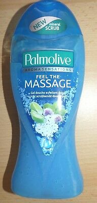 PALMOLIVE Aroma sensations *Gel douche exfoliant doux Feel the massage*100% NEUF