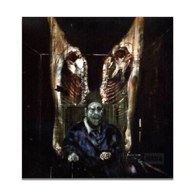 Halloween Scary Canvas print Painting Home Decor Picture Room Wall Art Poster