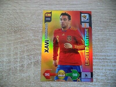PANINI ADRENALYN ROAD TO WORLD CUP 2018-le19-Javier Hernandez-Limited Edition