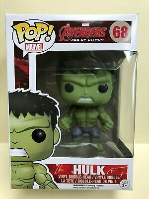 Funko Pop! Avengers Age of Ultron - Hulk #68