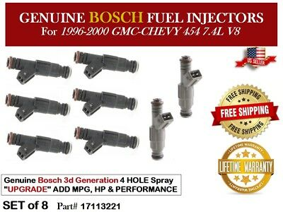 Fuel Injectors Fuel System Performance & MPG Increase 4 hole
