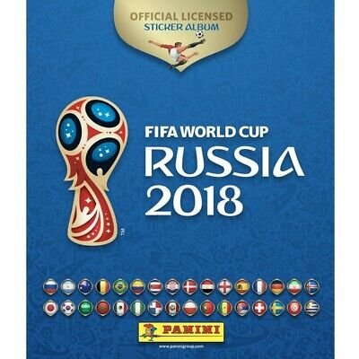 Panini WORLD CUP 2018 RUSSIA Football Stickers - Pick 30 from my list.
