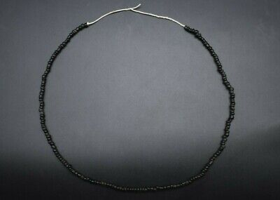 Ancient Romano-Egyptian glass and stone bead necklace 1st Century AD