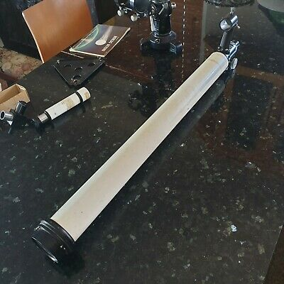 Vintage Tasco 60mm Telescope Japan Royal Astro of Tokyo & azimuth axis control