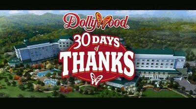 Dollywood Discount Promo $30 Tickets