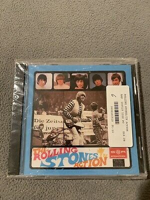 The Rolling Stones :In Action Live 1966-1967 Cd