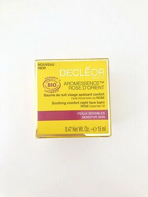 Decleor Aromessence Rose D'Orient Soothing Comfort Night Face Balm Rose Oil 15ml