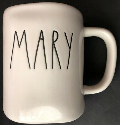 "Rae Dunn Artisan Collection ""MARY"" Mug - New"