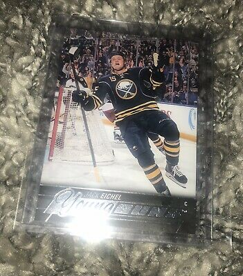 2015 Upper Deck Young Guns Jack Eichel #451 Perfect Card Mint High Grade!