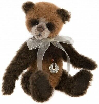 SPECIAL OFFER! Charlie Bears Minimo Mohair GUARDIAN (Limited to 1200) RRP £75