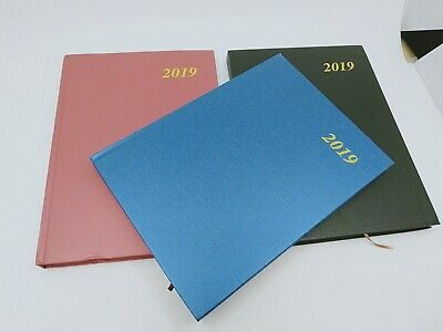 Clearance sale 2019 Standard Diary Hard Cover Dairy A6-A4 sized Au stock