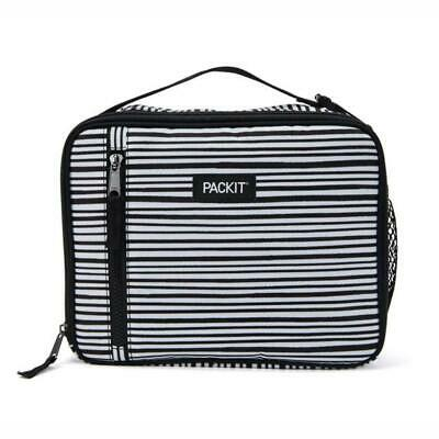NEW PACKIT(R) | Freezable Lunch Box 4.5L - Wobbly Stripe PRIMAX Botanex