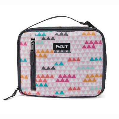 NEW PACKIT(R) | Freezable Lunch Box 4.5L - Paper Triangle PRIMAX Botanex