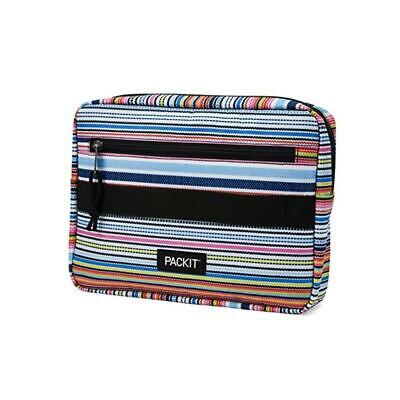 NEW PACKIT(R) | Freezable Bento Box Set - Blanket Stripe PRIMAX Botanex