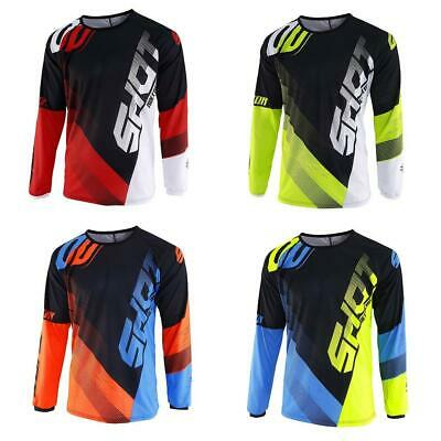 Shot Devo Ultimate Adults Off Road Motocross Jersey MX Enduro Top Dirt Bike