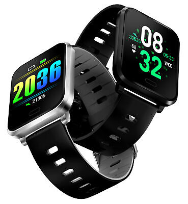 Bracelet Wristband Smart Watch Blood Pressure Heart Rate Monitor for iOS Android