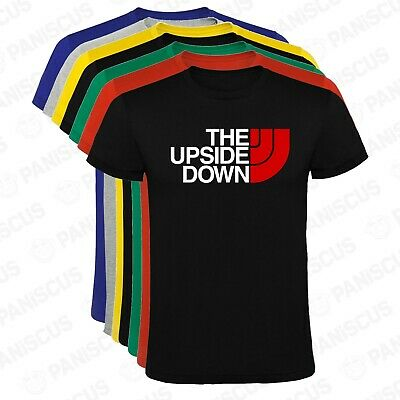 Camiseta hombre The Upside Down The Stranger Things tallas y colores