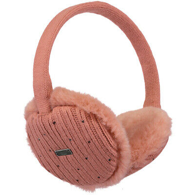 Barts NEW Women's Glam Earmuffs - Morganite BNWT