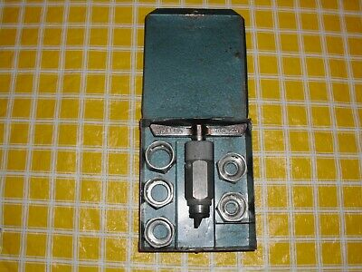 vintage Imperial Eastman Rol-Air 45° degree Refacing Fitting Flaring Tool 345FA