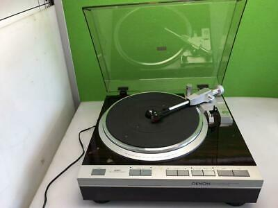 DENON DP-200USB TURNTABLE Record Player MP3 Convertor to USB